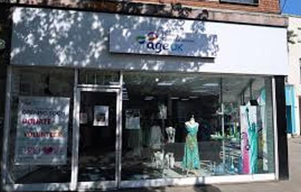 Age UK Shop